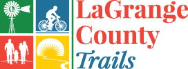 LaGrange County Trails Logo