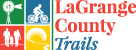 LaGrange County Trails Logo